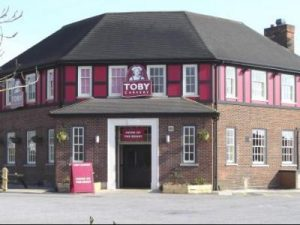 Toby Carvery Grimsby pub quiz