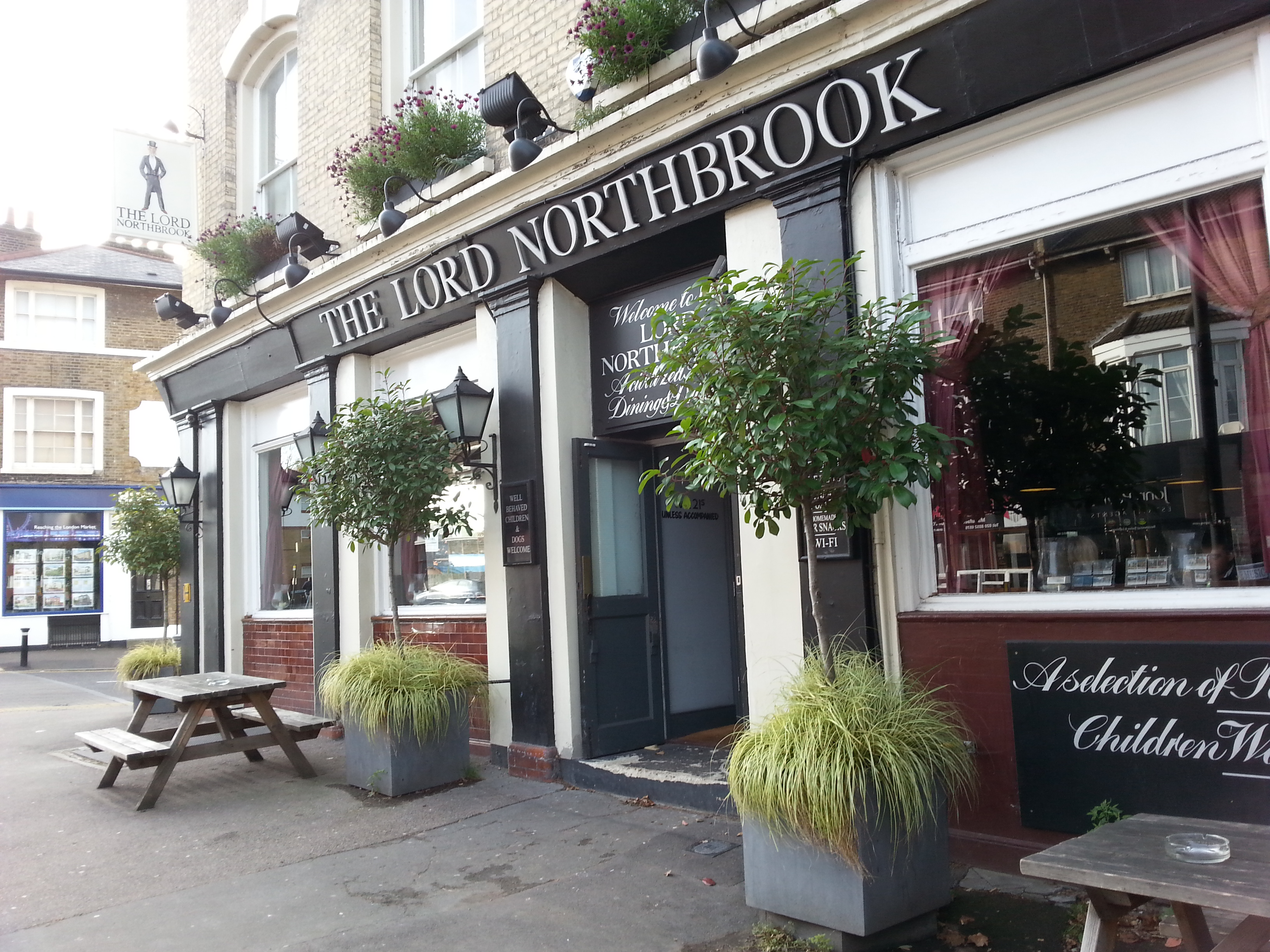 The Lord Northbrook pub quiz