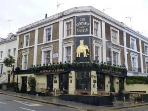 The Elephant and Castle pub quiz