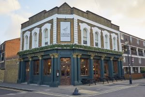The Green Goose pub quiz