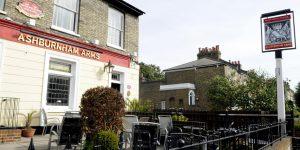 The Ashburnham Arms pub quiz