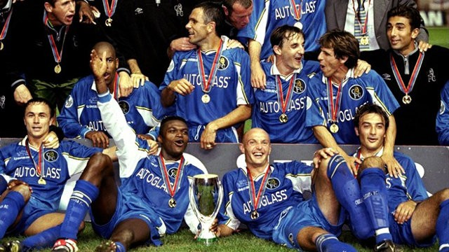 Free game Chelsea 1998 Weekly quiz