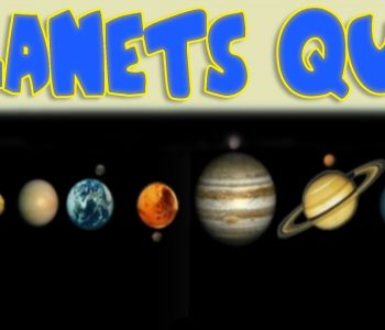 The Planets Quiz