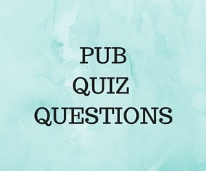 Weekly Quiz Easy Quizzes For Adults