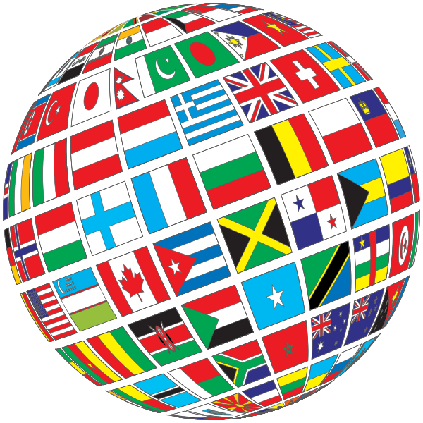 United Nations Flags With Names Flags of the World - W...