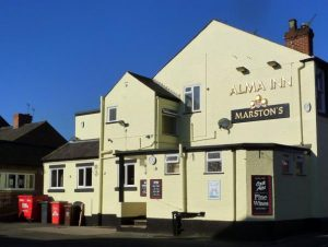 The Alma Inn pub quiz