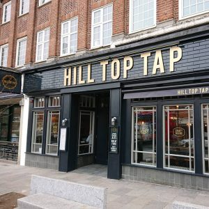 Hill Top Tap pub quiz