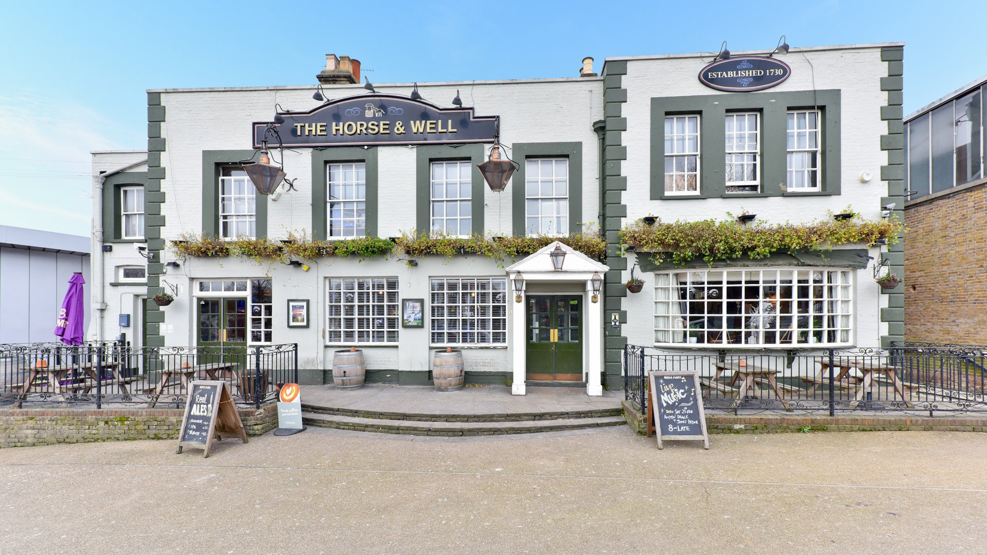 The Horse & Well pub quiz