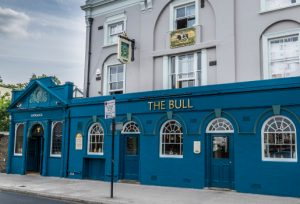 The Bull pub quiz