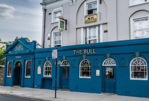 The Bull pub quiz