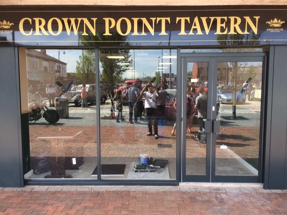 Crown Point Tavern pub quiz