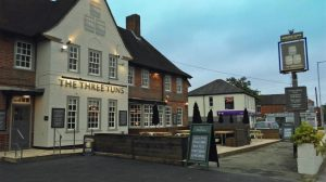 The Three Tuns pub quiz