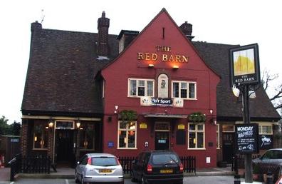 Red Barn pub quiz
