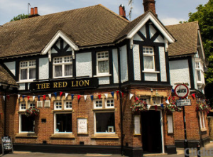 Red Lion pub quiz