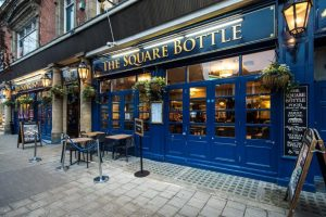 The Square Bottle pub quiz