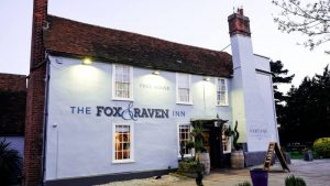 The Fox & Raven pub quiz