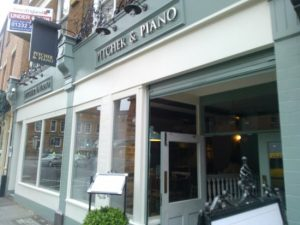 Pitcher & Piano pub quiz