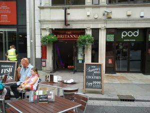 Britannia pub quiz