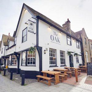 Oak Tavern & Tap House pub quiz