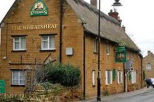The Wheatsheaf Pub & Dining room quiz