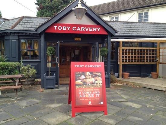 Toby Carvery Almondsbury pub quiz