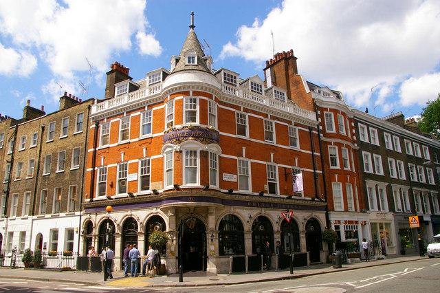 Prince regent pub quiz