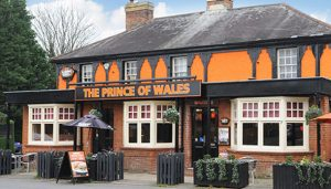 The Prince Of Wales Pub Quiz
