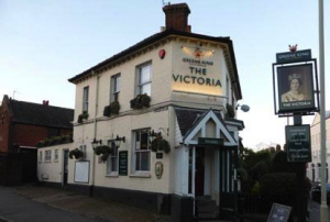 The Victoria pub quiz