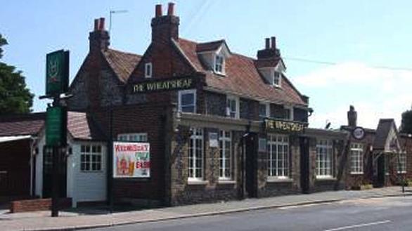 Wheatsheaf pub quiz