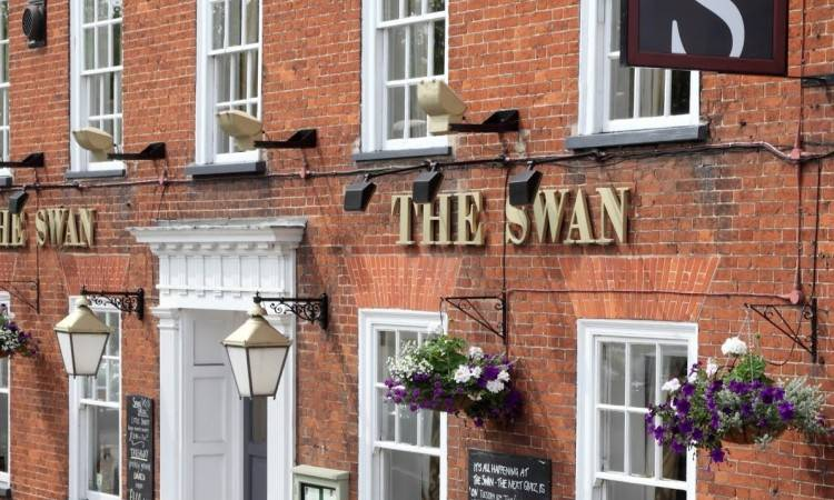 The Swan pub quiz