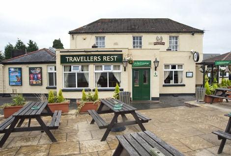 The Traveller Rest pub quiz