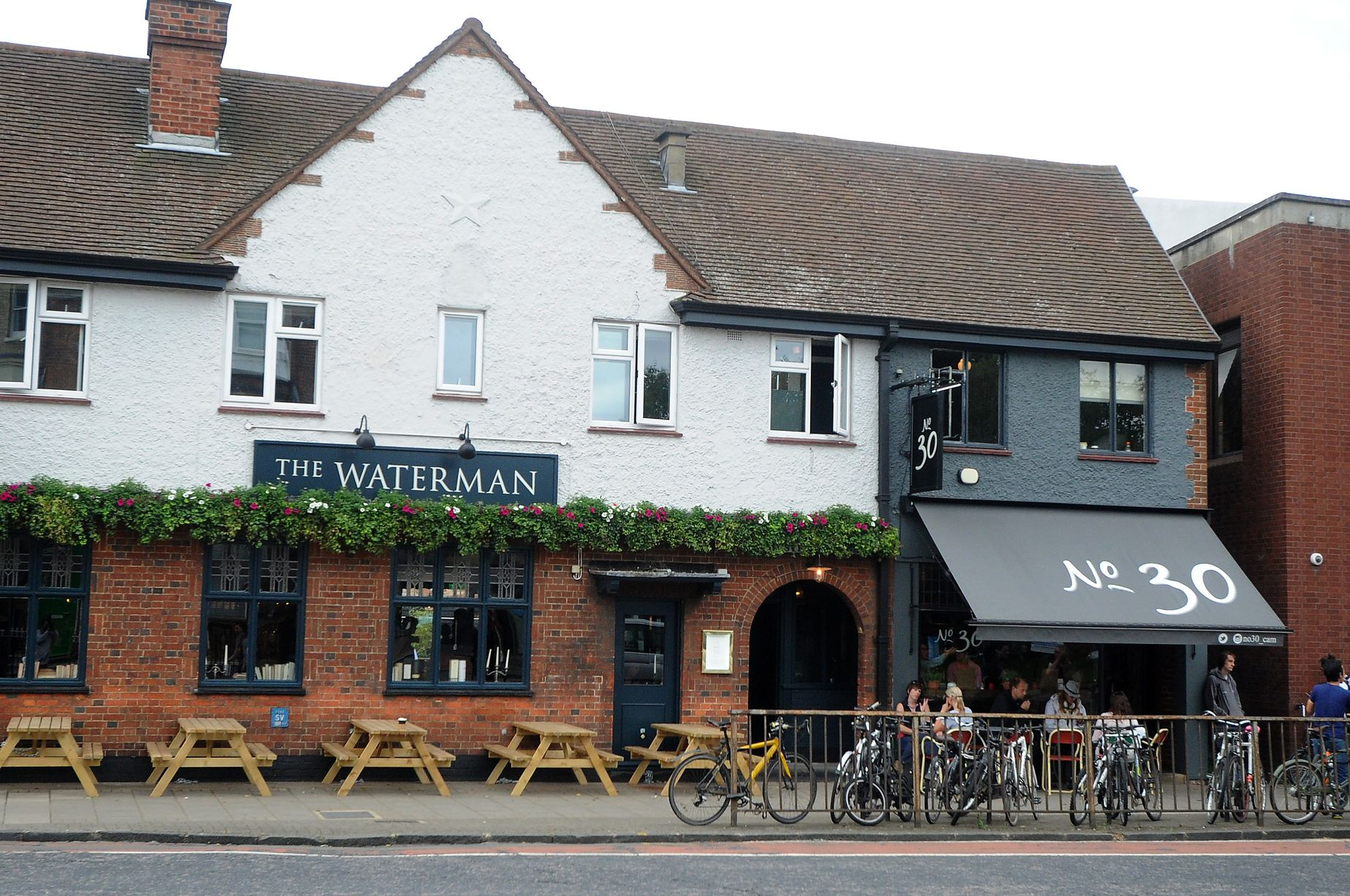 Waterman pub quiz
