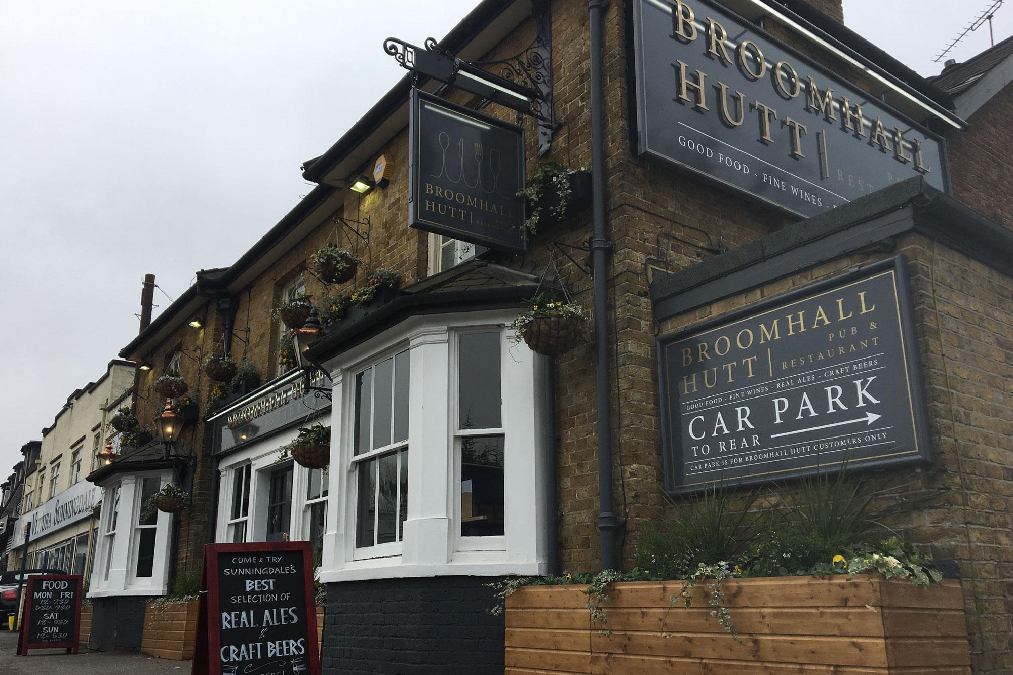 Broomhall Hutt pub quiz