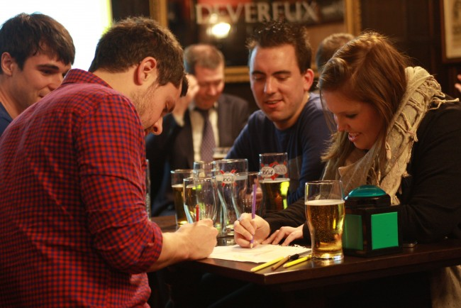 London Pub Quizzes