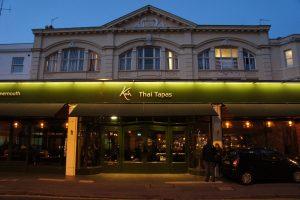 Koh Thai pub quiz