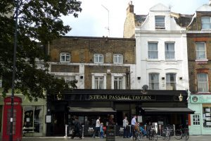 Steam Passage pub quiz