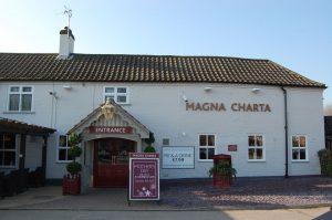 Magna Charta pub quiz