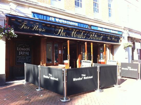 Monk's Retreat pub quiz