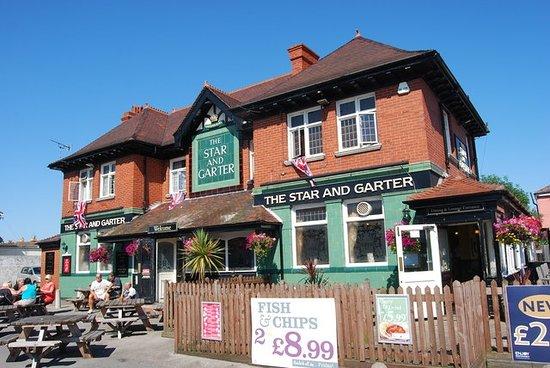 Star & Garter pub quiz