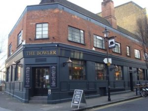 Bowler Pub and Kitchen pub quiz