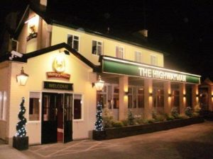 The Highwayman pub quiz