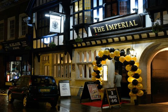 The Imperial pub quiz