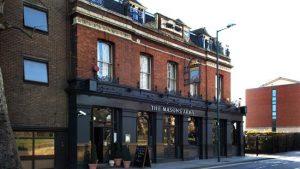 Mason Arms pub quiz
