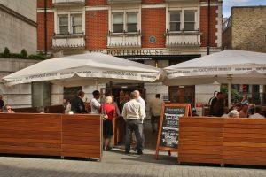 The Porterhouse pub quiz