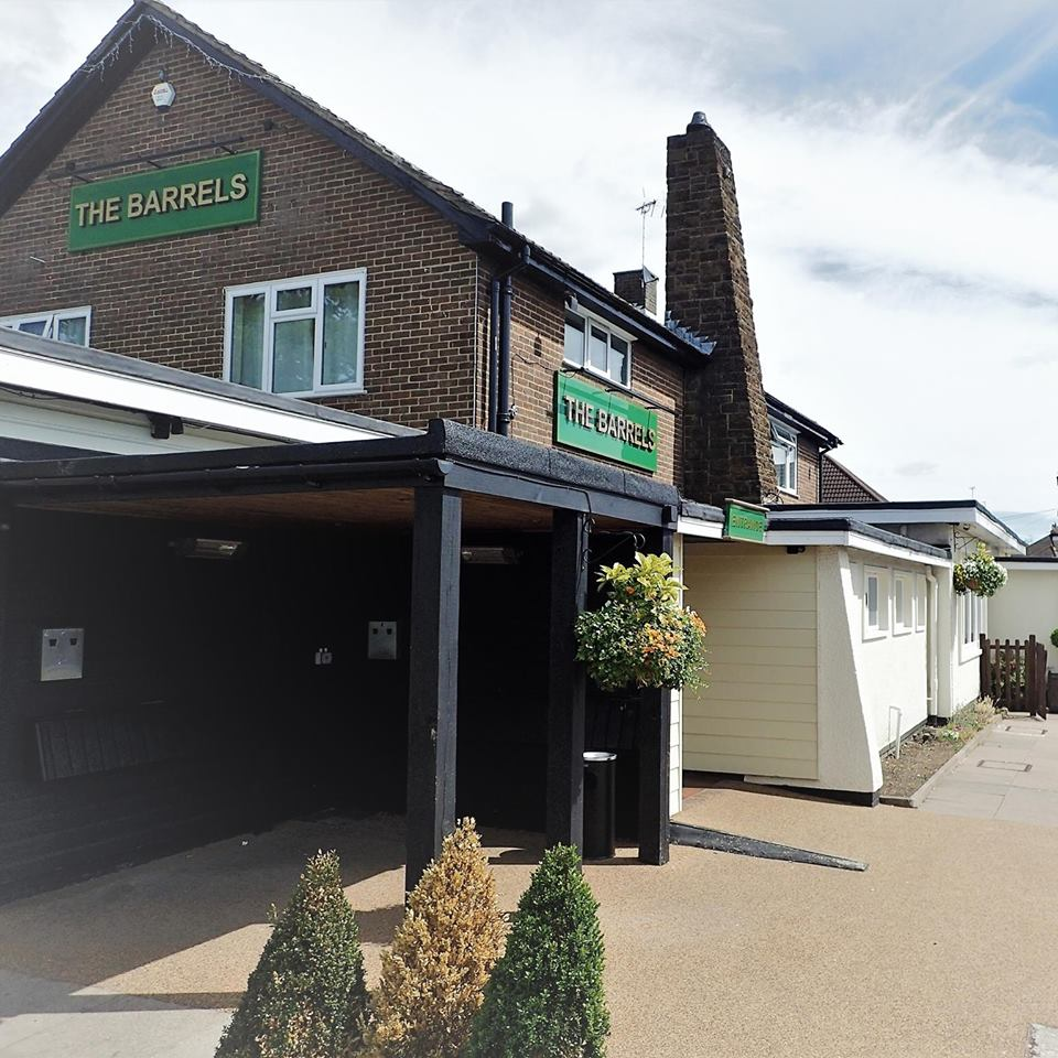 The Barrels pub quiz