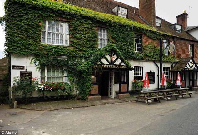 Leicester Arms Hotel pub quiz