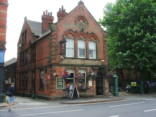Fellows Morton & Clayton pub quiz