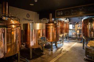 Brewhouse Nottingham and kitchen pub quiz