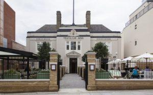 Trafalgar Arms pub quiz