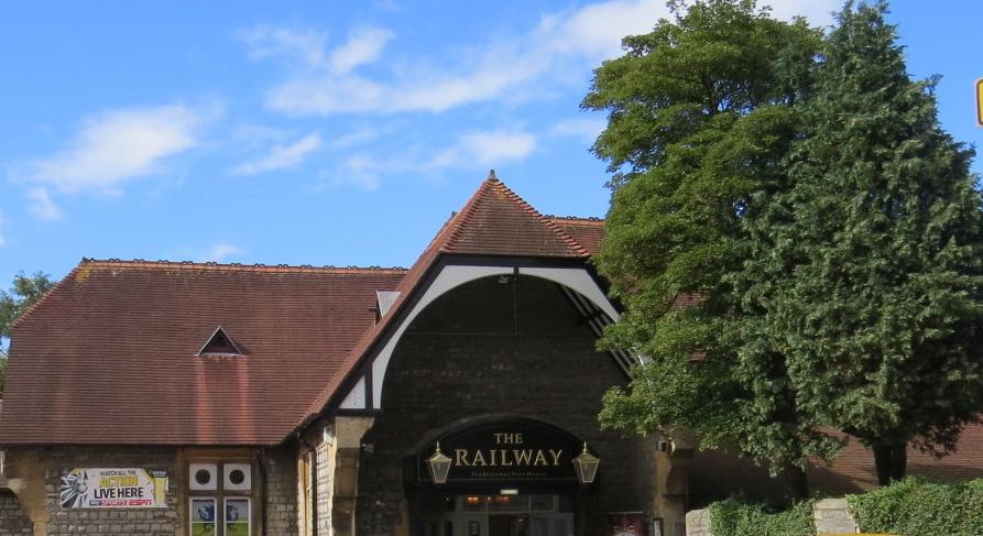 The Railway Hotel pub quiz